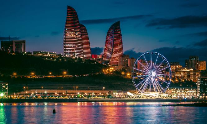 Bakı şəhəri üzrə ekskursiya