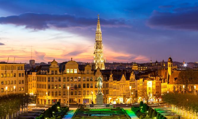 Франция-Бельгия-Нидерланды