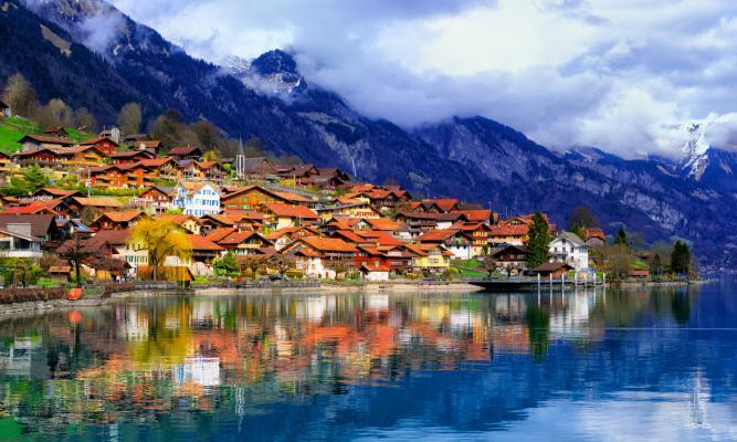 İtaliya - İsveçrə - Lixtenşteyn Knyazlığı