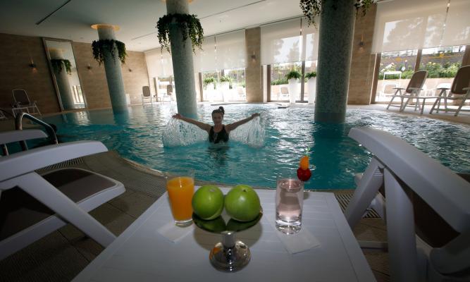 Нафталан. Garabag Resort & SPA Hotel