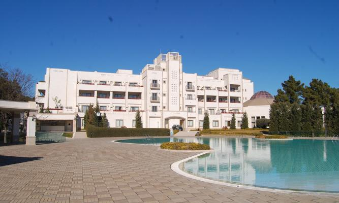 Naftalan. Garabag Resort & SPA Hotel