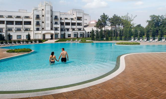 Recovery of health and strength at Sheraton + Garabag Resort