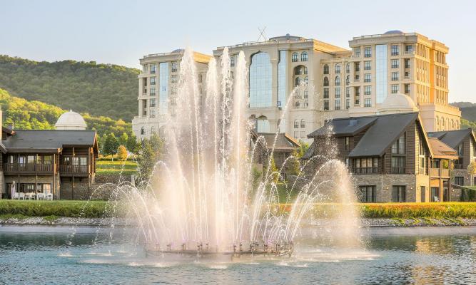 Quba Palace Отель