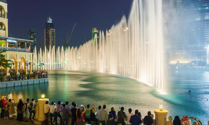 East fairy tale - Dubai!