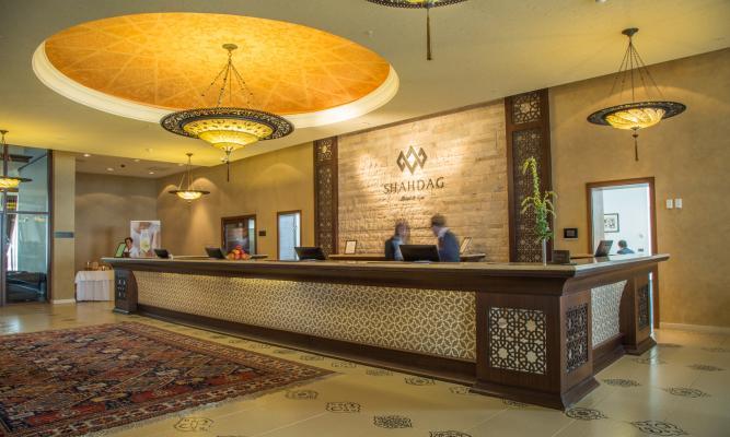 Shahdag Hotel & SPA