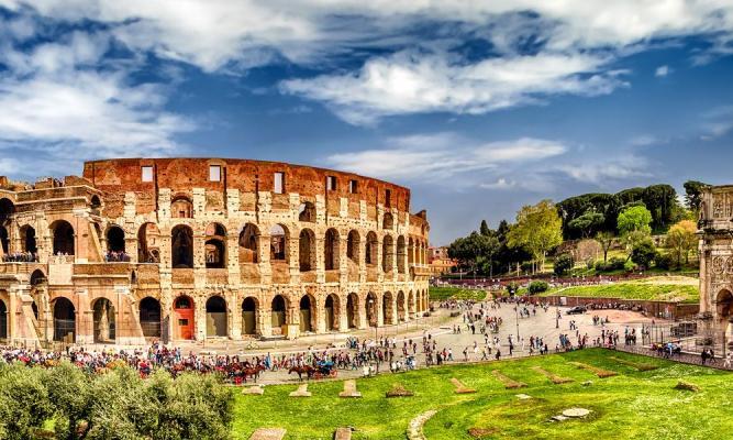 Милан - Венеция - Рим
