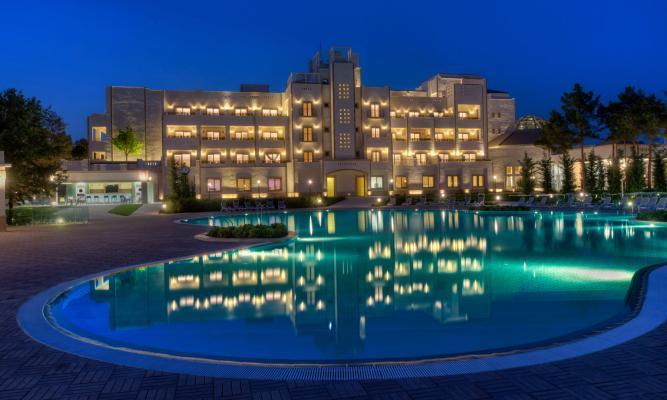 Garabag Resort&Spa otelindən  Naftalan müalicəvi Ailə Paketi