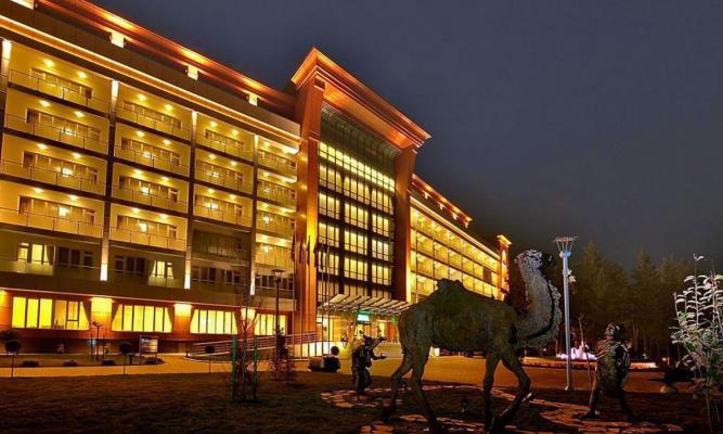 Chinar Hotel & SPA Нафталан