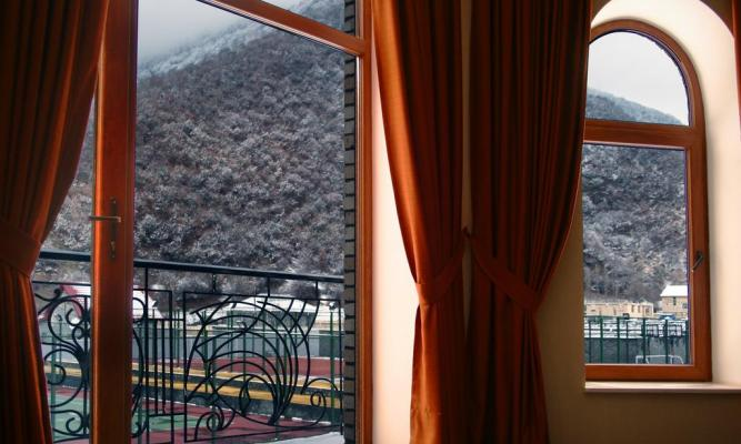 Novruz vacation with  El Resort Hotel and Yurd Hotel, Qakh