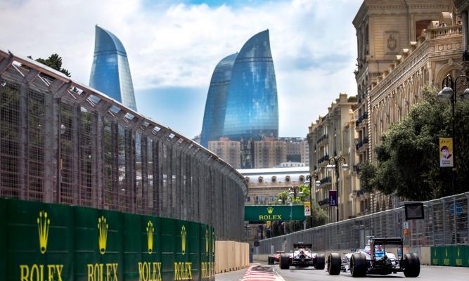"""Гран-при Азербайджана """"Формула 1"""" – 2019"""