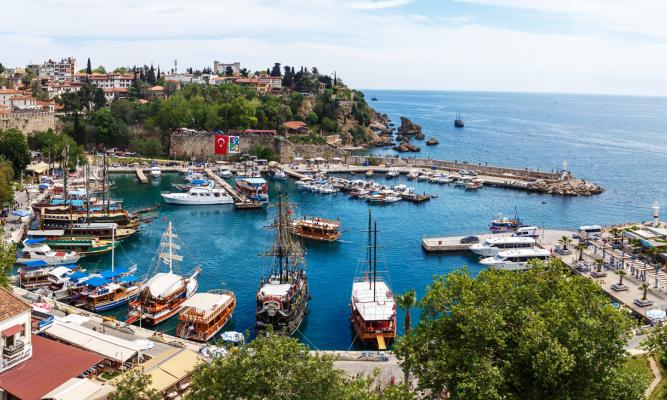 Tour package to Antalya 2020