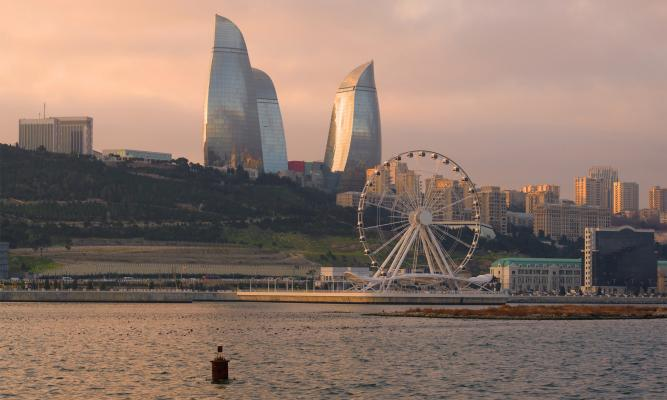 SUMMER HOLIDAYS IN BAKU