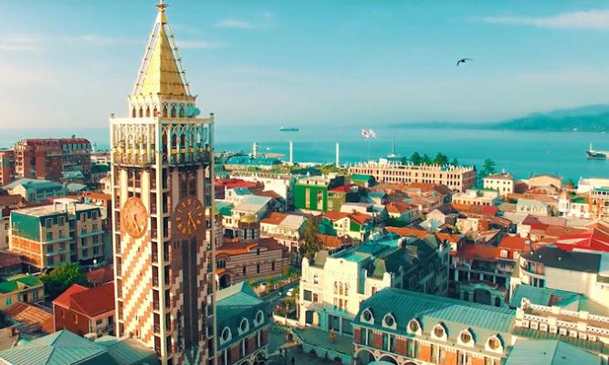Holiday in Batumi