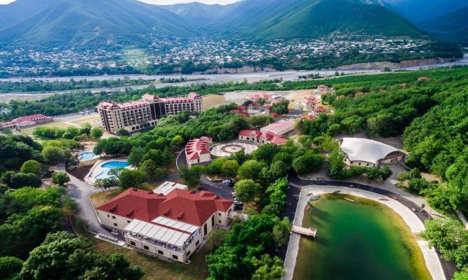 Новруз Байрам в отеле Marxal Resort & Spa