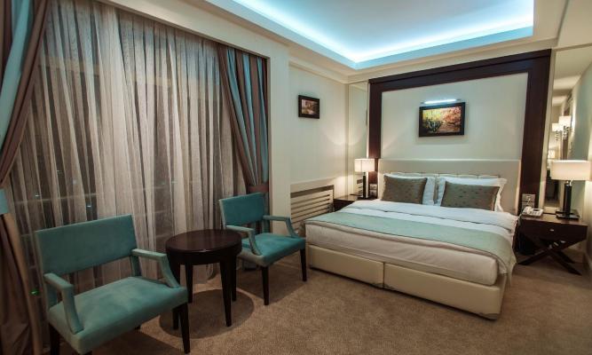 Qurban Holiday 2019 in QAFQAZ THERMAL & SPA HOTEL GABALA