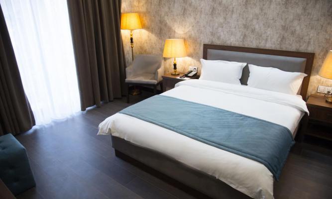 Macara Sheki City Hotel