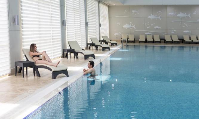 Qafqaz  Hotels and resorts, Габала
