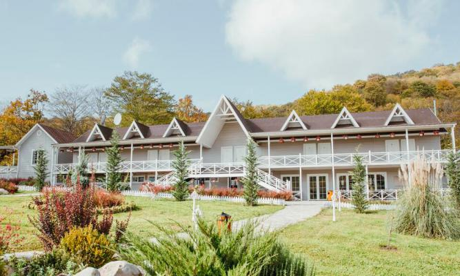 Macara Lake Park Guba Hotel, Quba