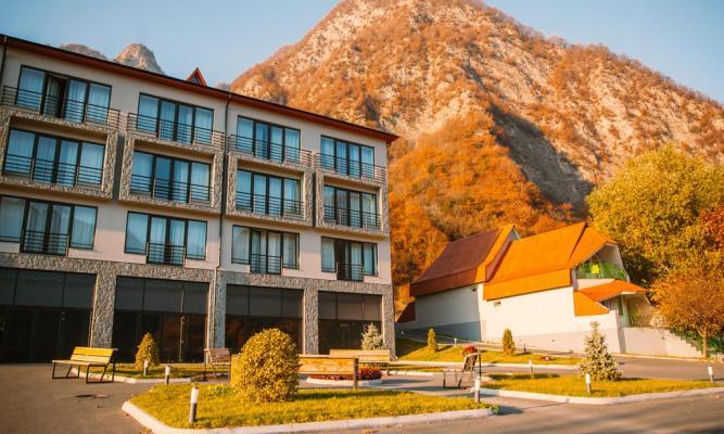 El Resort və Yurd Hotel, Qax