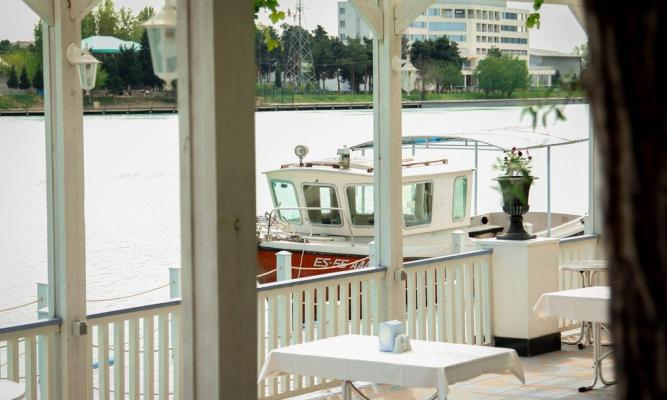 River Side Hotel Mingəçevir