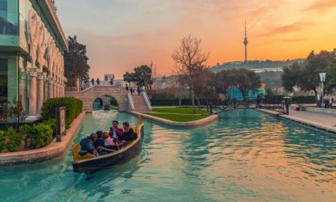 Вдохновляющий Азербайджан...