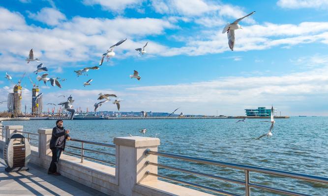 DUBAI-BAKU-DUBAI: SPECIAL OFFER