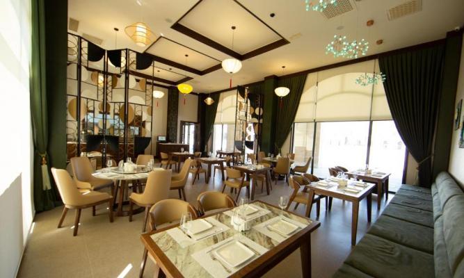 Saat Meydani Nakhchivan Hotel